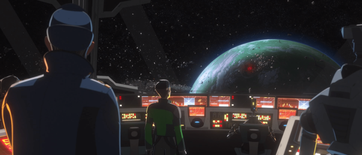 "Star Wars Resistance: ""A Quick Salvage Run"" review"