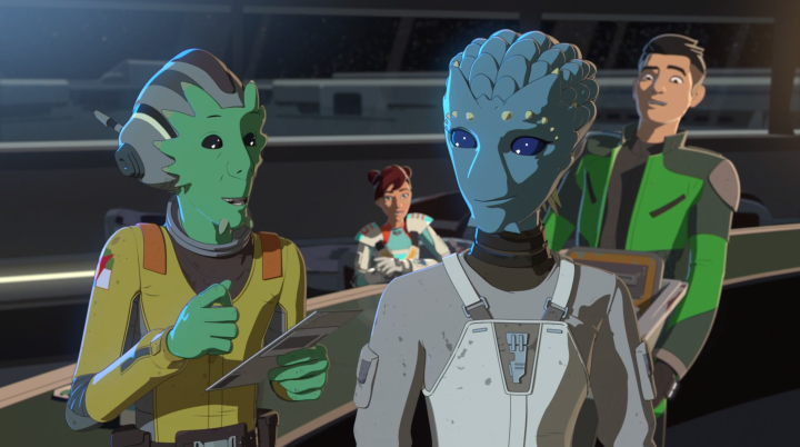 """Star Wars Resistance: """"The Engineer""""review"""