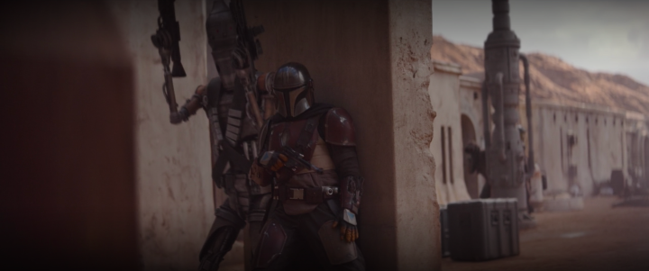 Star Wars: The Mandalorian: Chapter 1review!