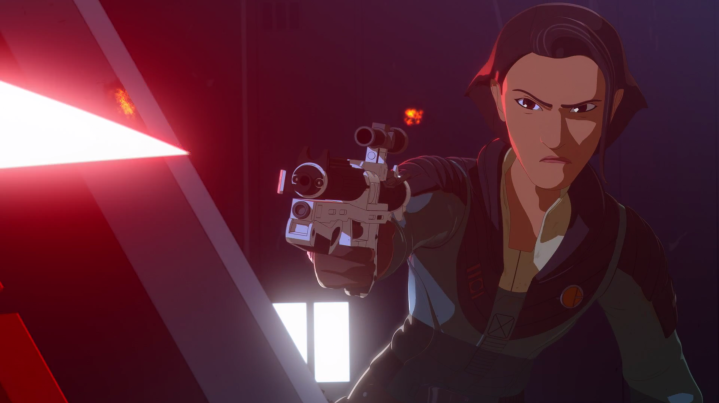 "Star Wars Resistance: ""Rendezvous Point"" review"