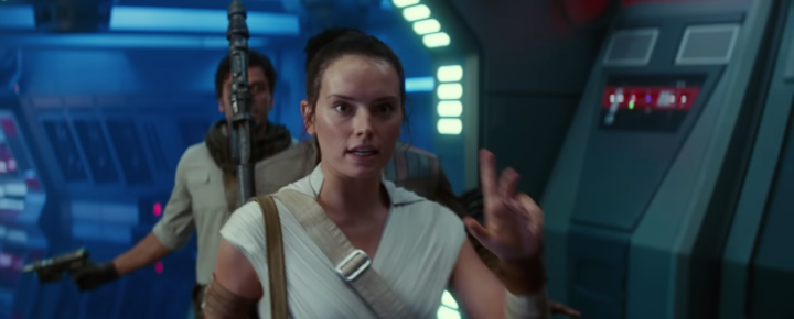 "Breaking down the ""Hold On"" TV spot for The Rise of Skywalker!"