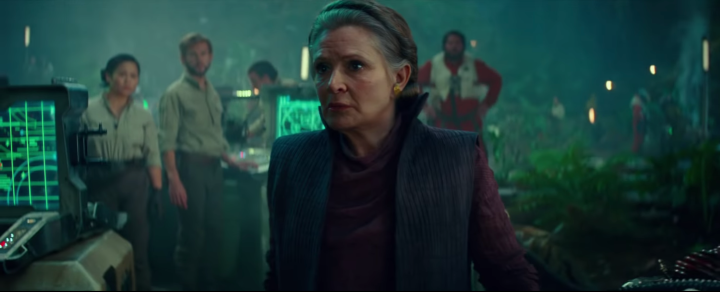 The Rise of Skywalker reveals that Luke and Leia basically made the same mistake with Rey that they did with Ben Solo