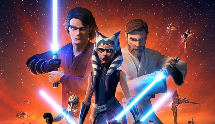 Trailer for the final season of The Clone Wars released, coming to Disney+ February 21!
