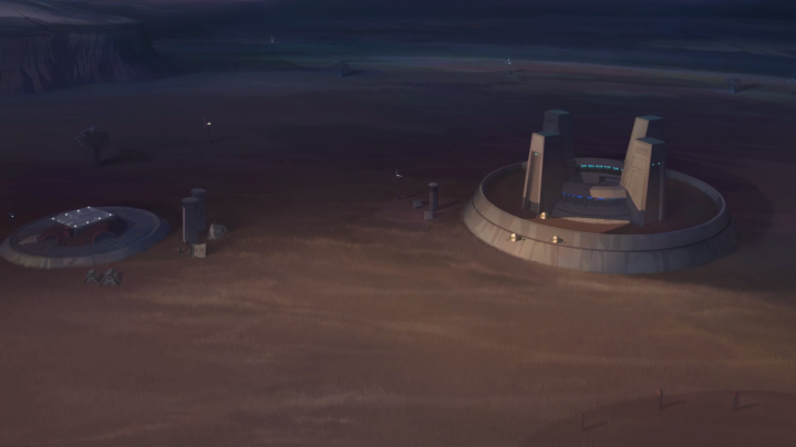 Star Wars Resistance contained a cool nod to Knights of the Old Republic