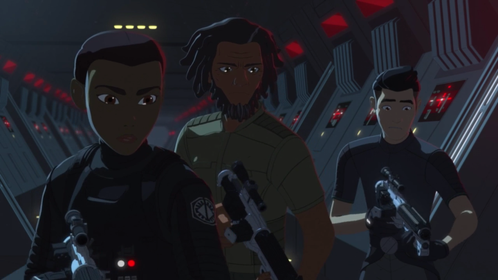 "Star Wars Resistance: ""The Escape"" review!"