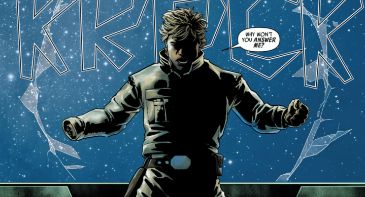 Star Wars comic shows us what happened immediately after The Empire Strikes Back!