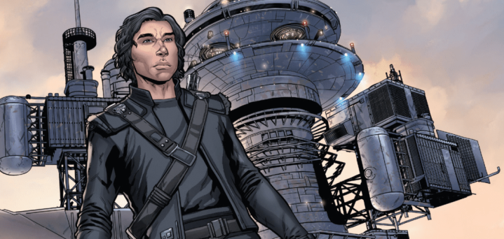 The Rise of Kylo Ren #3 shows Ben Solo join the Knights ofRen