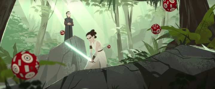 Star Wars Adventures episode pays tribute to General Leia Organa!