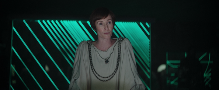 Genevieve O'Reilly to reprise role as Mon Mothma in Cassian Andor series; Tony Gilroy to serve as showrunner