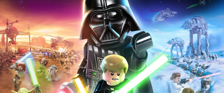 More information released about Lego Star Wars: The SkywalkerSaga!