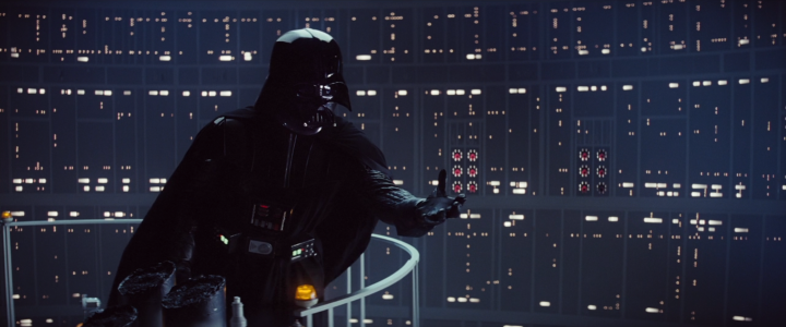 Who knew that Darth Vader was Anakin Skywalker, in real life and in canon?