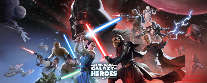 Star Wars: Galaxy of Heroes is incredibly boring right now