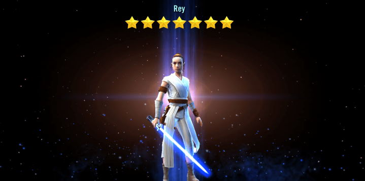 An end-game, free-to-play perspective on just how crazy the Galactic Legends unlock is in Star Wars: Galaxy of Heroes