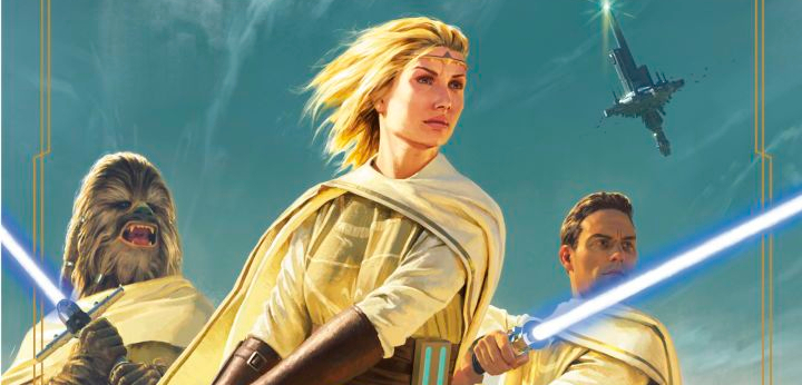 "Excerpt from Light of the Jedi shows ""the moment that changes The High Republic forever"""