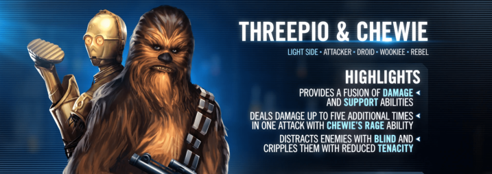 Star Wars: Galaxy of Heroes is adding a pretty humorous new character from The Empire Strikes Back
