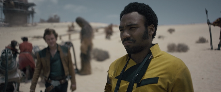 There's a rumor that Donald Glover could be reprising his role as Lando Calrissian for a Disney+ series!