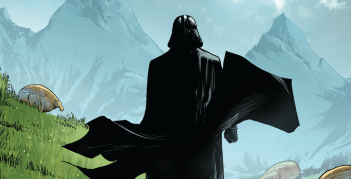 Darth Vader #3 is a prequel-lover's dream, as Darth Vader returns to Naboo to investigate Padmé's death