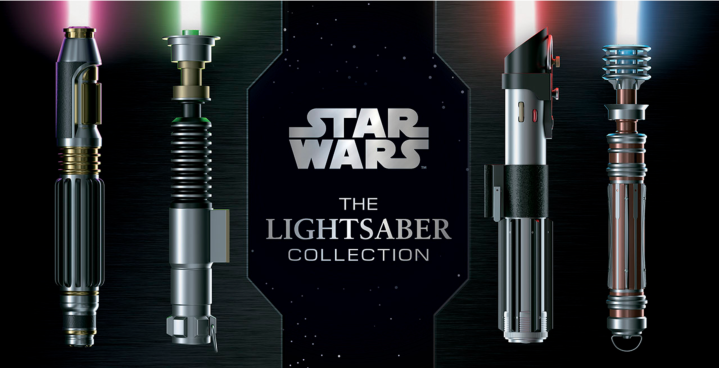 New Star Wars books announced: The Art of Galaxy's Edge and The Lightsaber Collection!