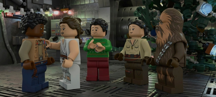 A LEGO Star Wars Holiday Special is coming to Disney+ inNovember!