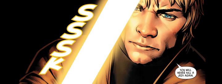 A familiar foe makes a stunning return in most recent Star Warscomic!