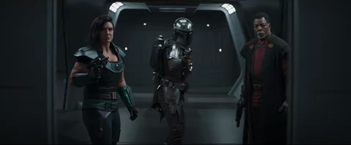 Breaking down the new footage in the latest TV spot for The Mandalorian seasontwo!