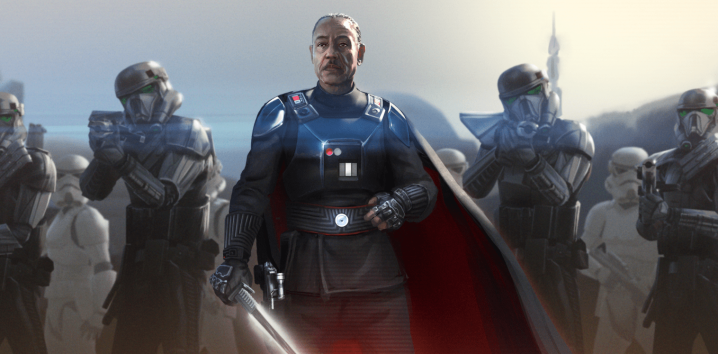Moff Gideon is coming to Star Wars: Galaxy of Heroes