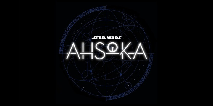 The logo for Ahsoka looks curiously familiar…