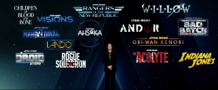 All the new Star Wars and Lucasfilm projects announced today at the Disney Investor Day!