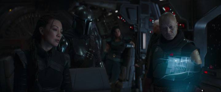 The Mandalorian: Chapter 15review!