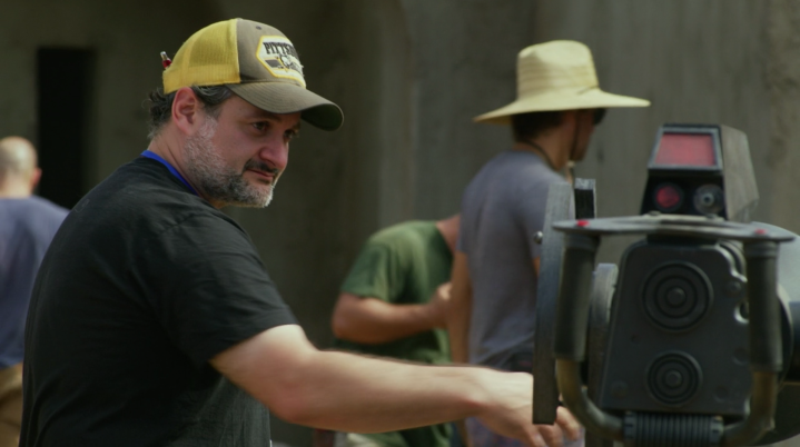 Like Dave Filoni as a live-action director? Thank George Lucas, Kathy Kennedy, and RianJohnson!
