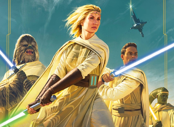 Star Wars: The High Republic: Light of the Jedireview