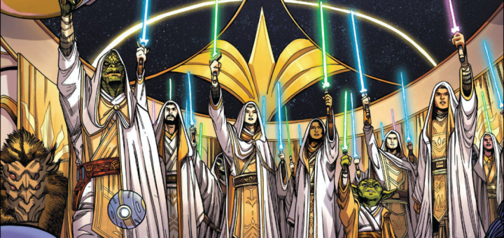 Star Wars: The High Republic #1 review!