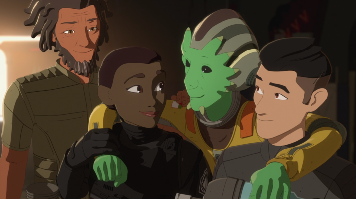 In appreciation of Star Wars Resistance