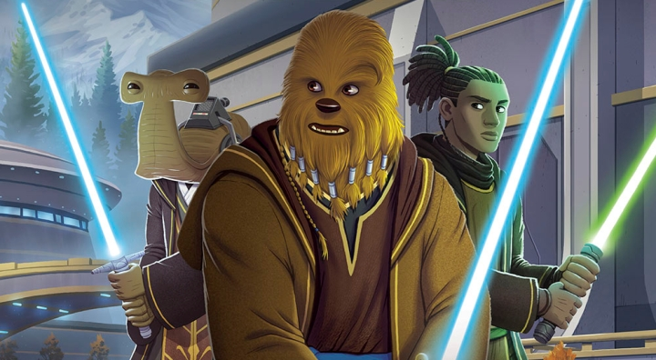 Star Wars: The High Republic: The Great Jedi Rescuereview!