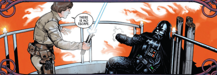 Darth Vader faces visions of his fears on journey to Exegol in latest comic