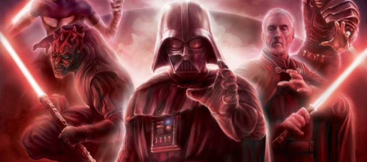 Palpatine is the narrator on the Sith in an upcoming Star Wars book, The Secrets of the Sith!