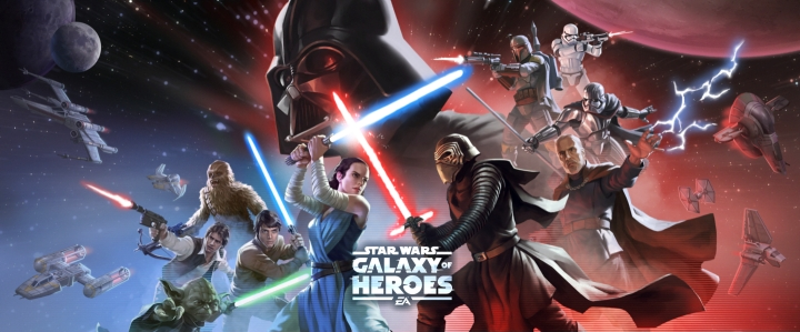 The ten characters I'd most like to see added to Star Wars: Galaxy of Heroes in 2021!