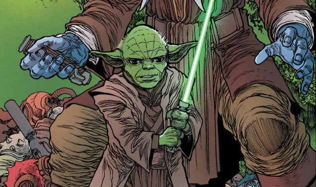 Yoda steals the show in The High Republic Adventures #2!