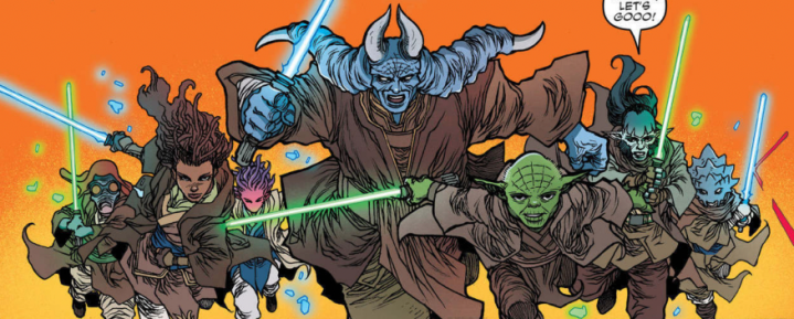 "Star Wars: The High Republic Adventures reveals why Jedi Master Torban Buck has the nickname ""Buckets of Blood"""