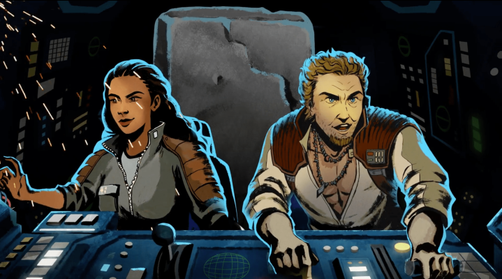 New Star Wars: The High Republic video shows us a glimpse ofGeode!