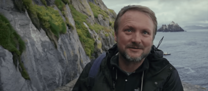 Rian Johnson apparently wants to direct an episode of TheMandalorian!
