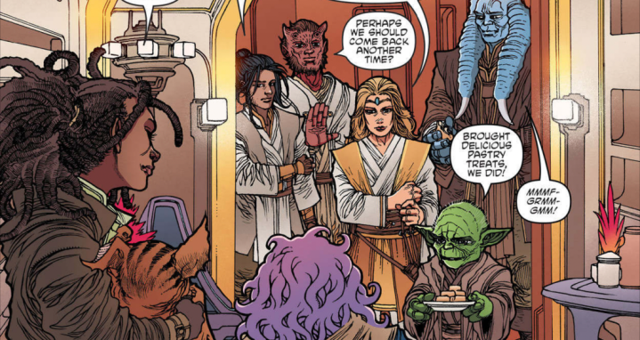 Star Wars: The High Republic Adventures #3review!