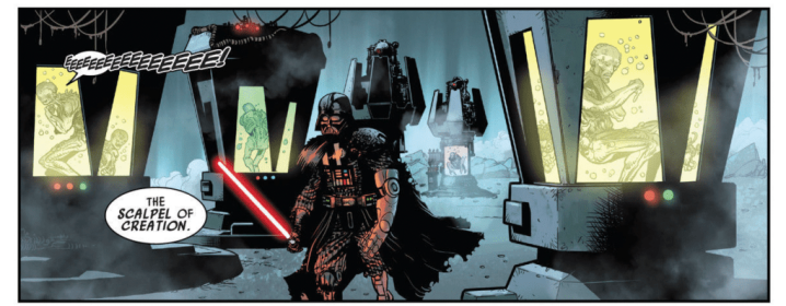 Speculation: Darth Vader #11 contains a very interesting image that could possibly have big implications for the Star Warssaga