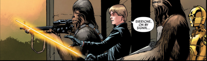 War of the Bounty Hunters: Luke Skywalker receives a pretty important message while the Rebels follow a lead on HanSolo