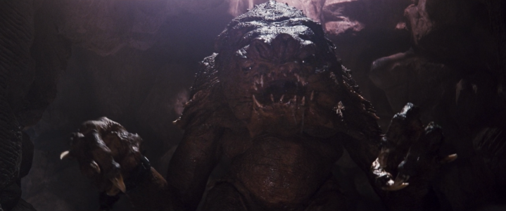 Is Muchi the Rancor from Return of theJedi?