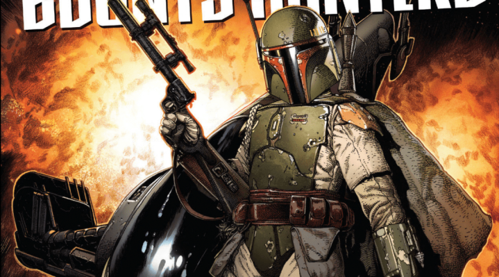 A major Star Wars character makes a stunning return to kick off the War of the Bounty Hunters comicarc!