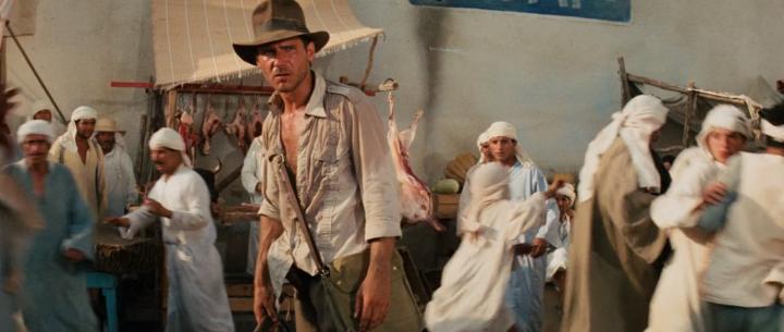 Ranking the four Indiana Jonesmovies