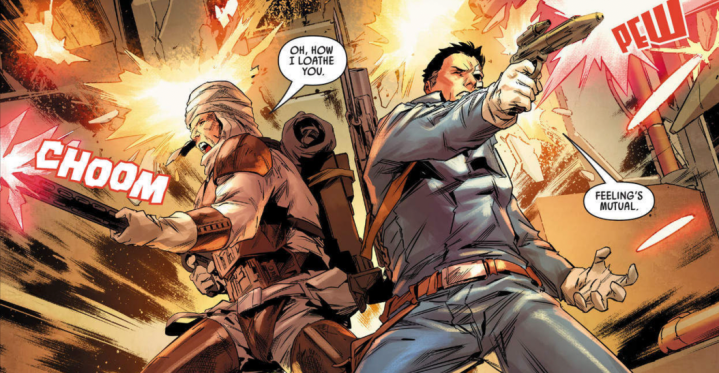 War of the Bounty Hunters: Bounty Hunters #13review!