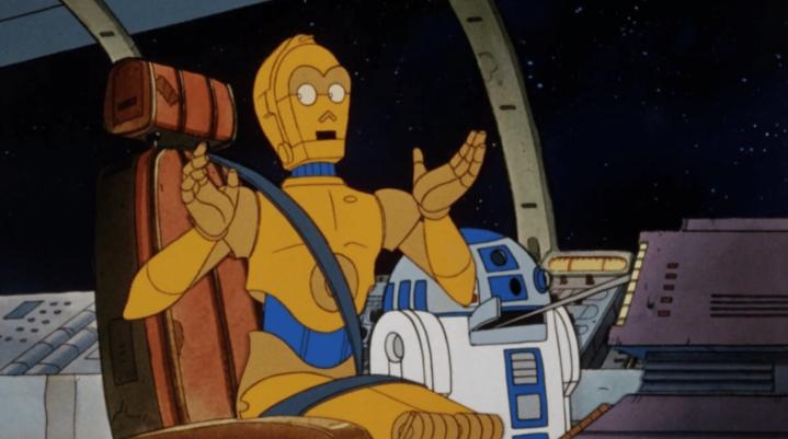 Star Wars: Droids is now onDisney+!