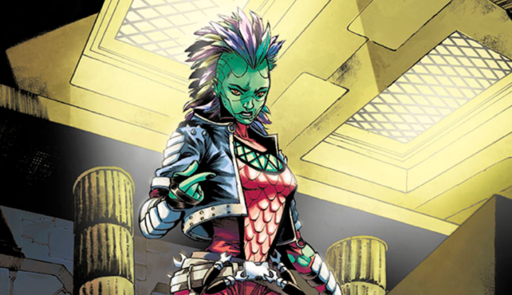 An upcoming War of the Bounty Hunters comic is going to introduce us to a brand new bounty hunter with a long history – dating back to the HighRepublic